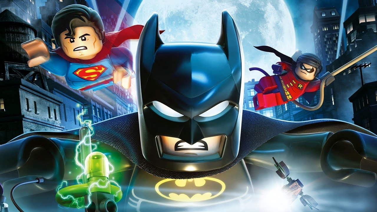 Lego Batman The Movie Dc Super Heroes Unite First 10
