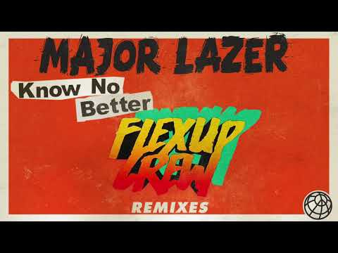Major Lazer  Jump feat Busy Signal Sydney Sousa x Ruxell Remix