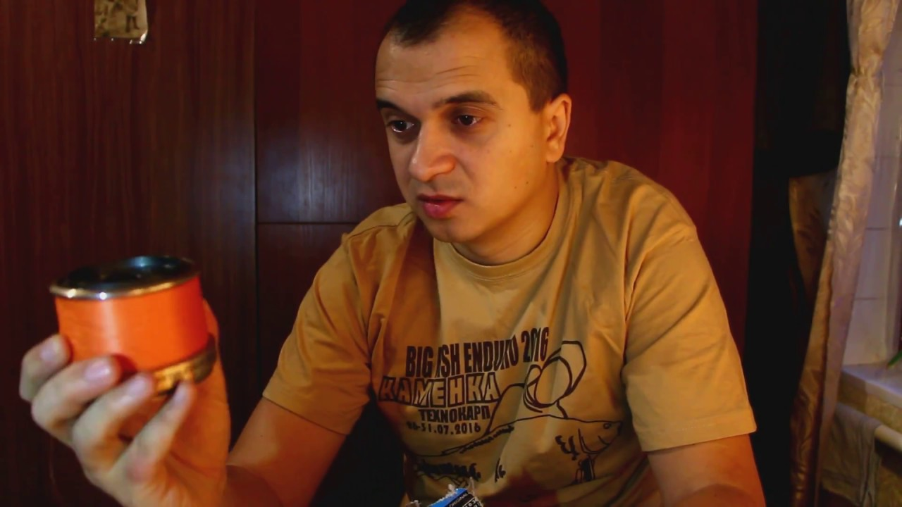 Лески для карпа оранжевая,желтая,коричневая Венгрия Carp Expert .