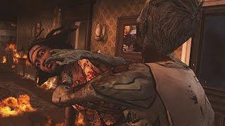 The Walking Dead: Michonne - All Death Scenes and Zombie Kills Episode 3 60FPS HD