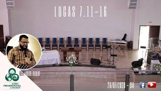 Reflexão: Lucas 7.11-16 - IPT