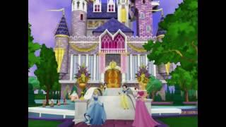 Let's Play Disney Princess Edition DVD Game Part 2