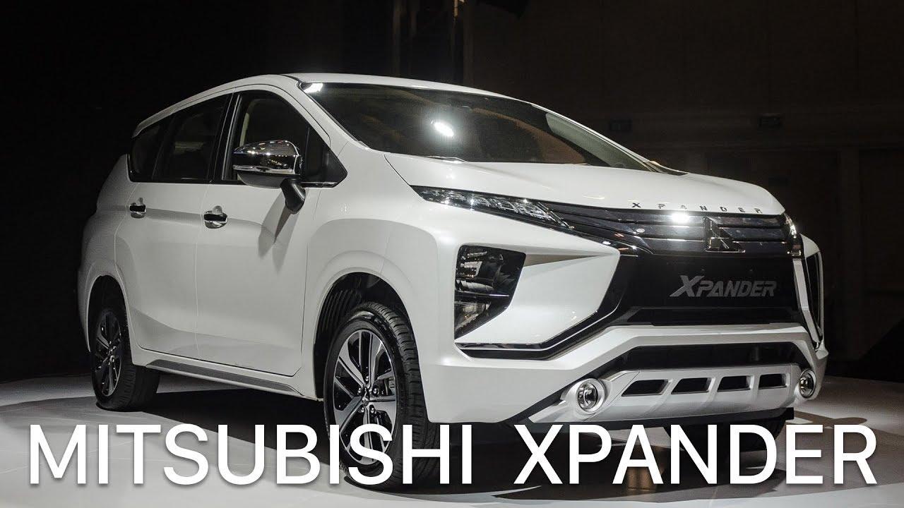 Chi tiết Mitsubishi Xpander 2018 bản AT, MPV 7 chỗ nhập khẩu, giá dự kiến 650 triệu