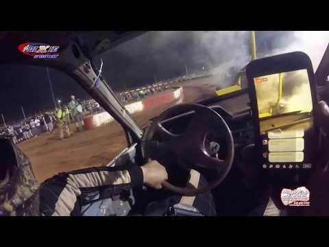 Demo Derby Helmet Cam Dixie Speedway 5/18/19!