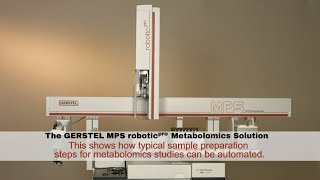 MPS robotic pro Metabolomics Solution