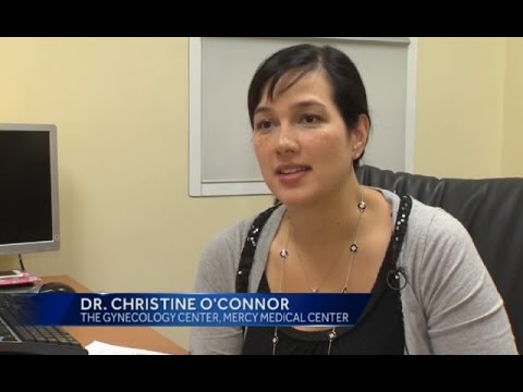 Treatment for Irregular Menstrual Periods Dr. Christine O'Connor Mercy