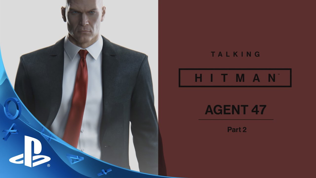Hitman Talking Hitman Agent 47 Part Two Ps4