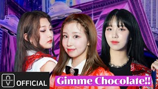 Woo!ah! (우아!) - BABYMETAL - ギミチョコ!!- Gimme Chocolate!! Covered By LUCY, SORA, MINSEO