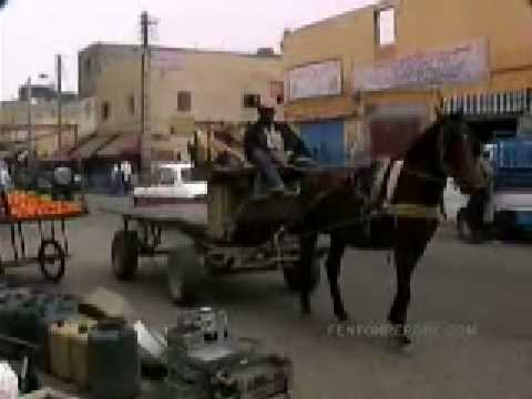 Western Sahara - Layounne / El Ayun / Laayoune - Travel - Jim Rogers World Adventure