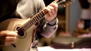 Mandolin tunes. The Peacock