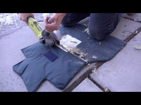 What's inside a Bulletproof Vest?