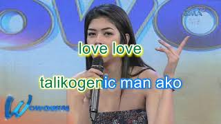 wowowin…….TALIKODGENIC DAW AKO (karaoke version) by Hipon Girl