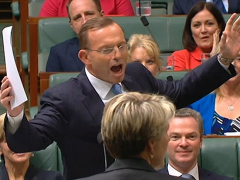 Australian PM Apologizes for Nazi Comment