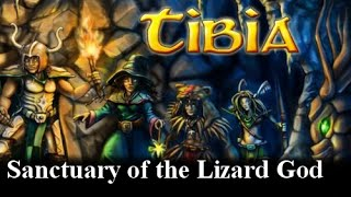 Tibia: Sanctuary of the Lizard God Quest