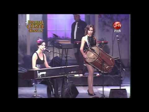 Francisca Valenzuela - Los Poderosos (Junto a Los Jaivas) (En Vivo @ Huaso de Olmué, enero 2009)