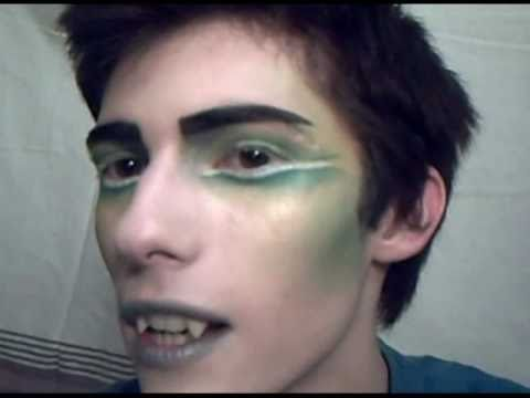 Tutoriel maquillage delfe