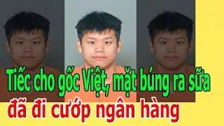 T,i,ế,c cho gốc Việt, mặt b,ú,ng ra s,ữ,a đã đi c,ư,ớ,p ngân hàng