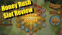 Honey Rush - Slot Review - Online Slots - Casumo - The Reel Story