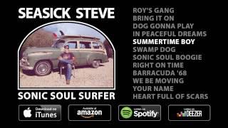 Seasick Steve - Sonic Soul Surfer Interactive Album Sampler