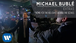 """Michael Bublé - """"Home For The Holidays"""" Behind The Scenes [Extra]"""