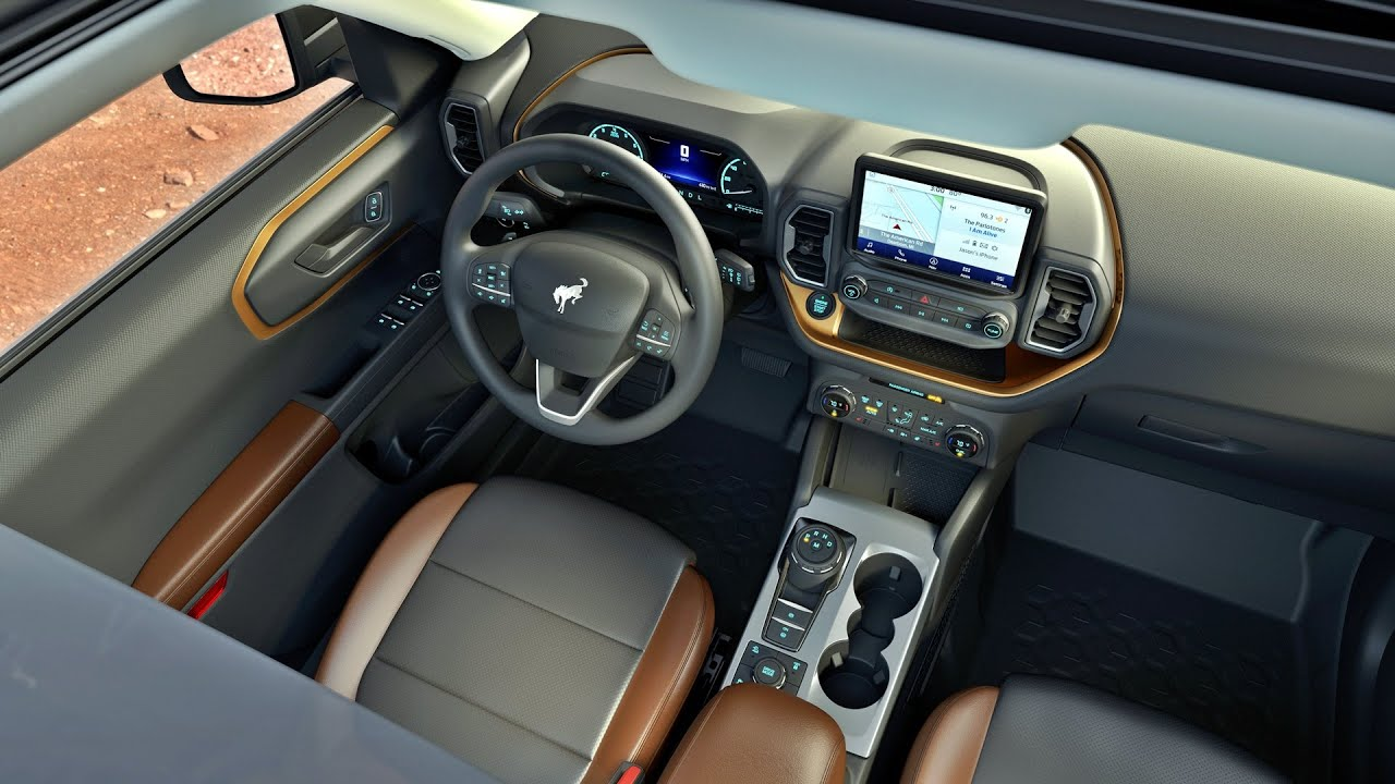 2021 Ford Bronco Sport - INTERIOR