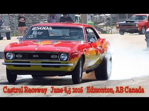Castrol Raceway June 4,5  2016 Edmonton, AB Canada