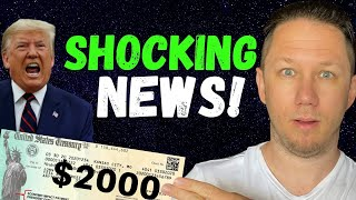 ARRIVES TOMORROW!! $2000 + $600 Third Stimulus Check Update!
