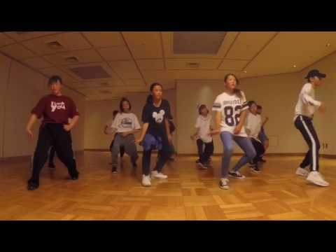 7/19 Freestyle 中級  lesson  Hold Me - R3hab -