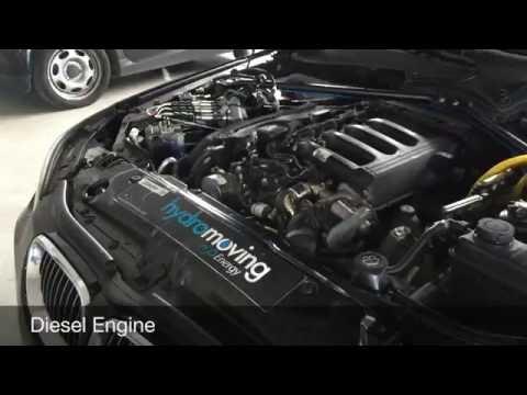 Hydromoving H2O Energy - Bmw Serie 5 Disesel