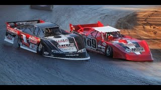 12 Year Old Drives Super Late Model With 867HP Motor