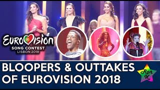 Eurovision 2018: Bloopers and outtakes (Ron K.)