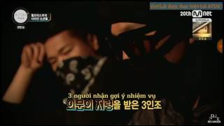 Yaman TV with BTS vietsub part1