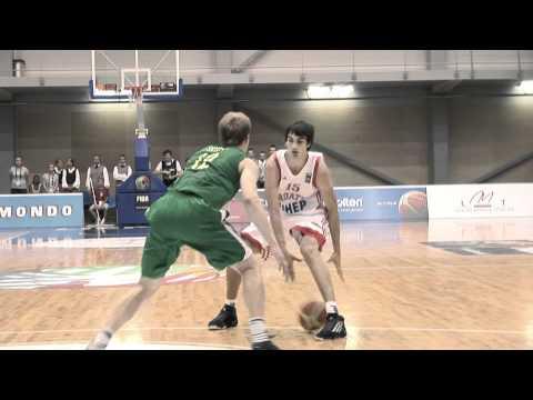 FIBAU19 - Croatia v Lithuania post game interviews