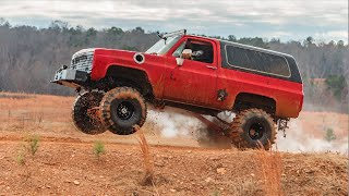 K5 Blazer LS Swappin' a Mud Truck!—Faster with Finnegan Preview Ep. 4