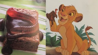 Lion King Brownies  The Kitchen