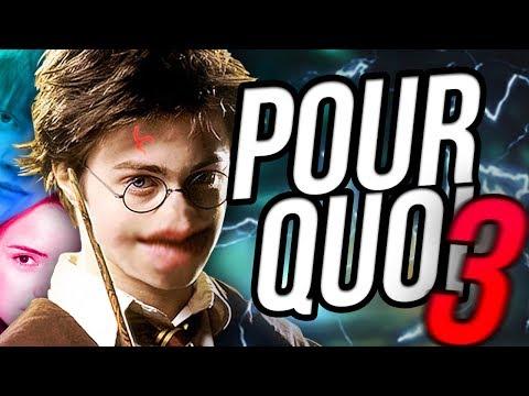 POURQUOI DANS HARRY POTTER 3 ?