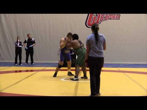 2013 Wesmen Duals: 130 kg Saheel Khan vs. Preston Mikulasik