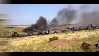 Полный разгром двух украинских бригад в ...