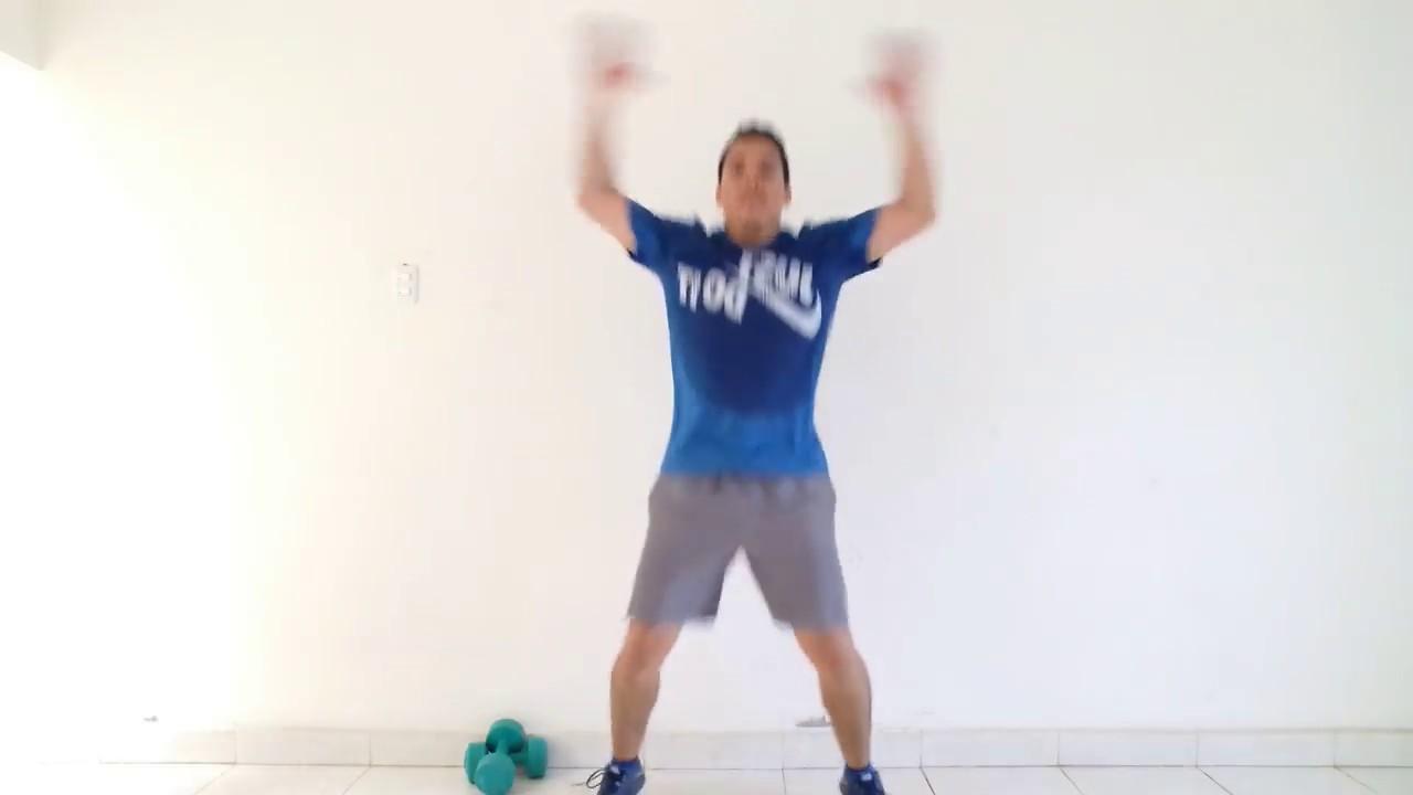 jumping jack para que sirve para adelgazar rapido
