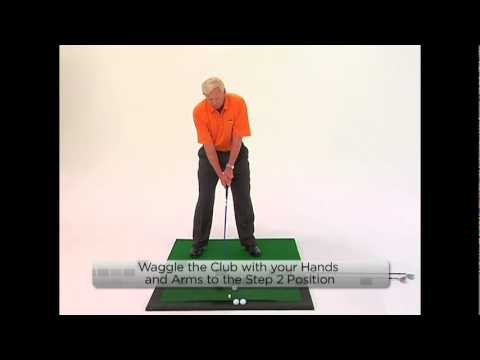 Lesson 2: The Right Arm Example -- 8 Step Golf Swing #2