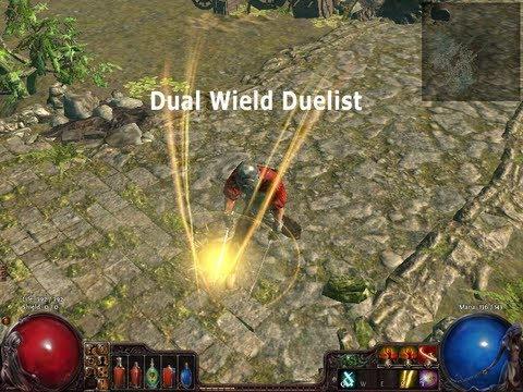 Path of Exile - Dual Wield Duelist