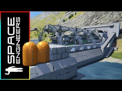 Tunnel Boring Machine - Space Engineers