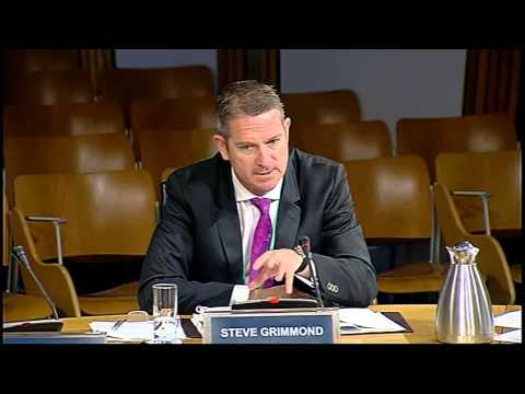 Local Government and Regeneration Committee - Scottish Parliament: 30th April 2014