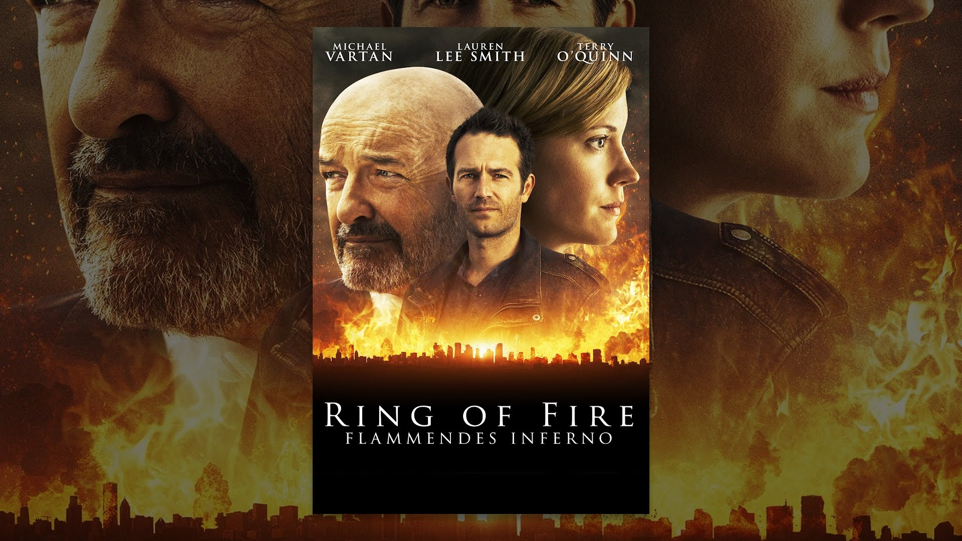 Ring Of Fire Flammendes Inferno