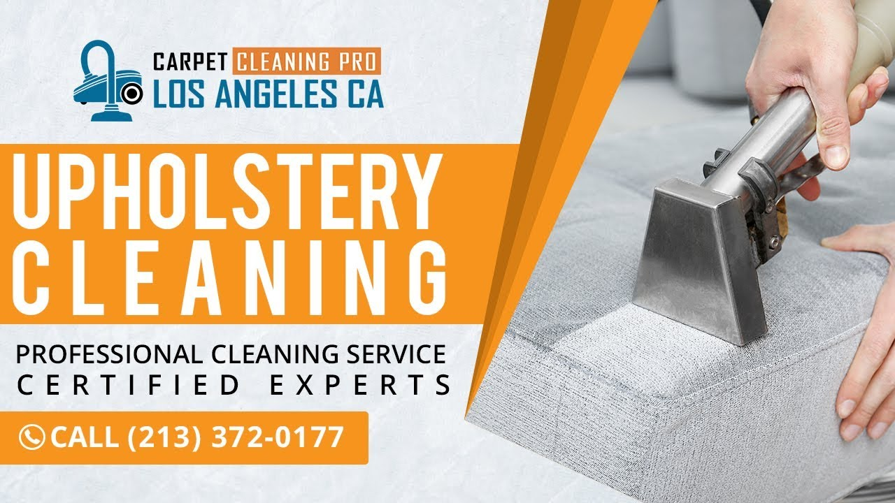 Upholstery Cleaning Torrance CA | Call Today (213) 372-0177
