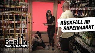 Berlin - Tag & Nacht - Rückfall im Supermarkt #1740 - RTL II