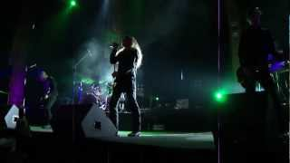 Diary Of Dreams - Concert St.-Petersburg 27.04.2012 - Son Of A Thief