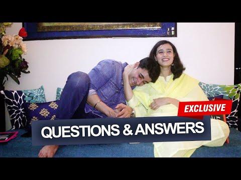 Q&A with Gautam Rode & Pankhuri Awasthy