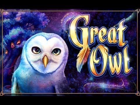 Great Owl Slot Machine