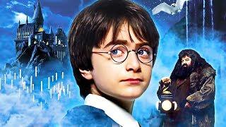 Гарри Поттер и философский камень (2001) - русский трейлер - VHSник
